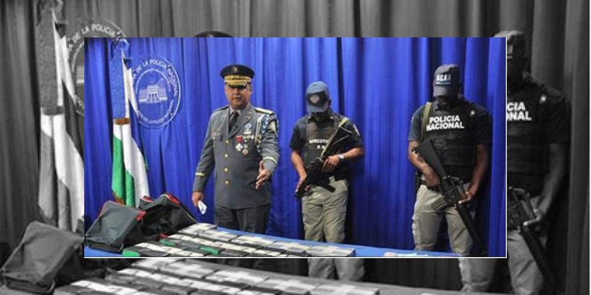 Apresan a tres hombres con 17 paquetes de cocaína en Boca Chica