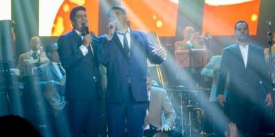 Jet Set a casa llena en show de Eddy Herrera y Fernando Villalona