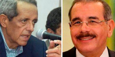Hatuey de Camps, 1er candidato de la oposición que felicita a Danilo Medina