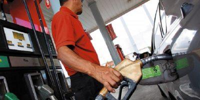 Suben nuevamente los combustibles, menos el Gas Natural