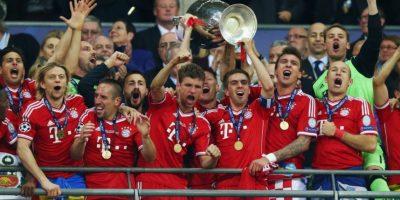 Bayern Munich (Alemania)-5 títulos: 1974, 1975, 1976, 2001, 2013 Foto:Getty Images
