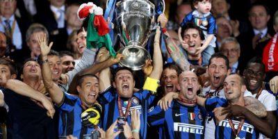Inter de Milán (Italia)-3 títulos: 1964, 1965, 2010 Foto:Getty Images