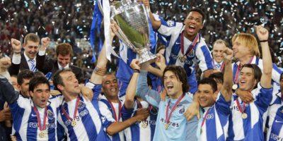 FC Porto (Portugal)-2 títulos: 1987, 2004 Foto:Getty Images