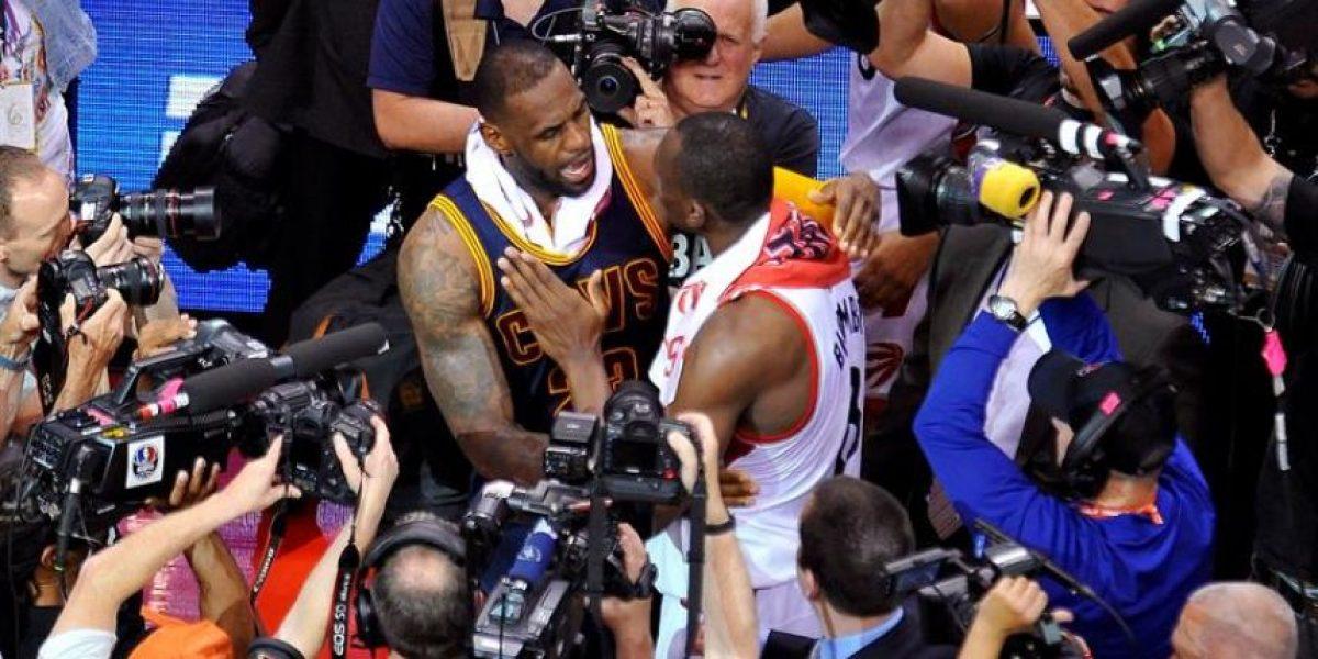 James vuelve a las Finales de la NBA con los Cavaliers