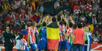 Al igual que en la Supercopa de la UEFA. Foto:Getty Images