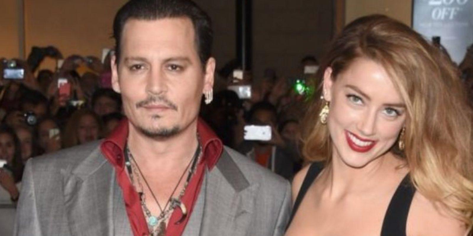 """Según detalles de sitios como """"The Sun"""" y Page Six, Depp consideraba fiestera y poco inteligente a su mujer. Foto:vía Getty Images"""