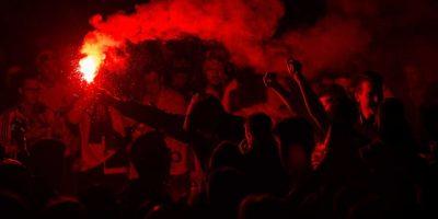 Esto ocurrió durante la final de la Champions League del sábado 28. Foto:Getty Images