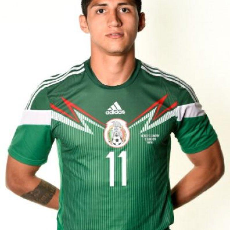 El futbolista mexicano Alan Pulido fue secuestrado la madrugada del domingo 29 de mayo. Foto:Getty Images