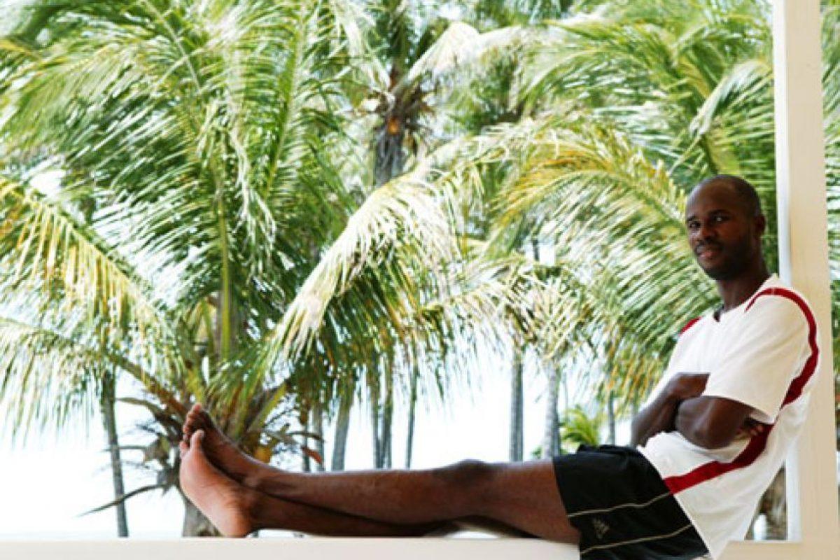 En 2003 se coronó campeón del mundo en los 100 metros planos. Foto:Getty Images