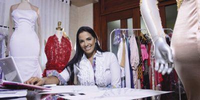 Michelle Reynoso viste a Cheddy para los Soberano