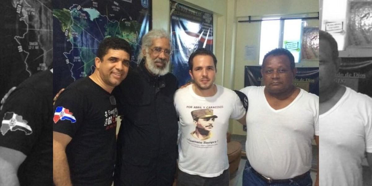 Juan Hubieres se une a huelga de hambre de candidatos en SDE
