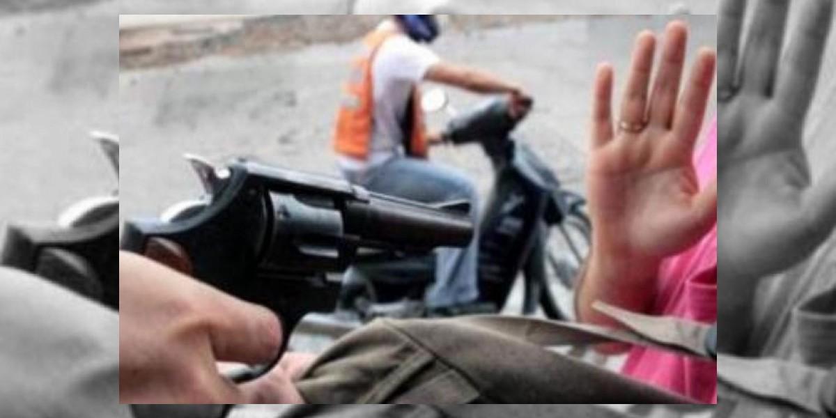 Desmantelan  banda dedicada a robar motocicletas