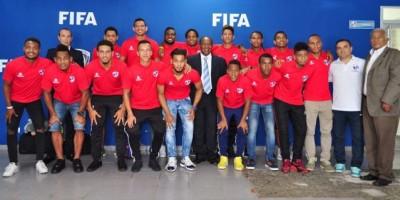 Selección Masculina de Fútbol viajará a Bermudas