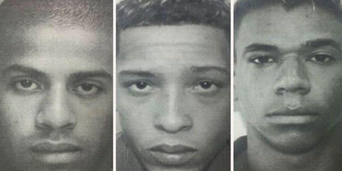 Difunden fotos de seis de los violadores de adolescente en Brasil