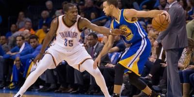 Warriors y Thunder van por todo o nada en la NBA