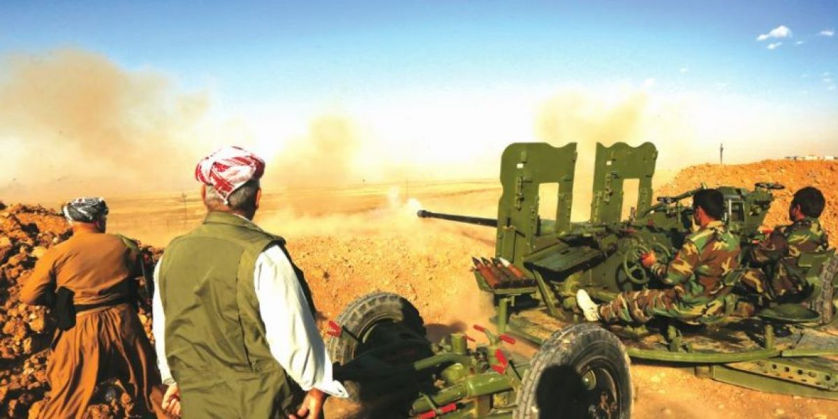 Miles huyen de Faluya ante inminente ofensiva contra el Estado Islámico