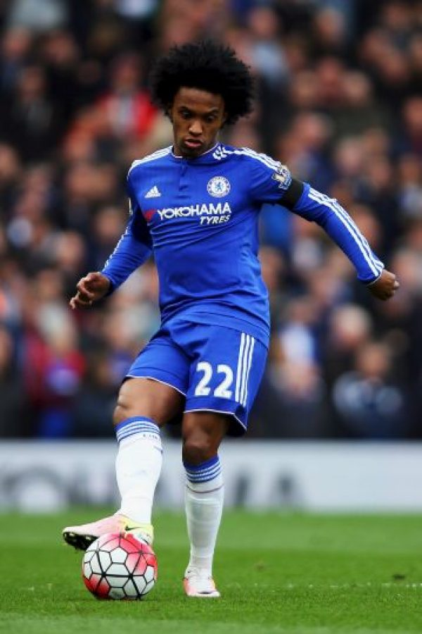 Forma parte del Chelsea desde 2013. Foto:Getty Images