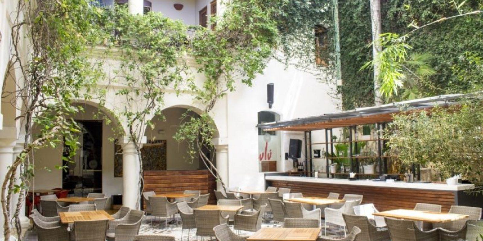 Lulú Restaurante, lo mejor de la ciudad colonial. Foto:Fuente externa