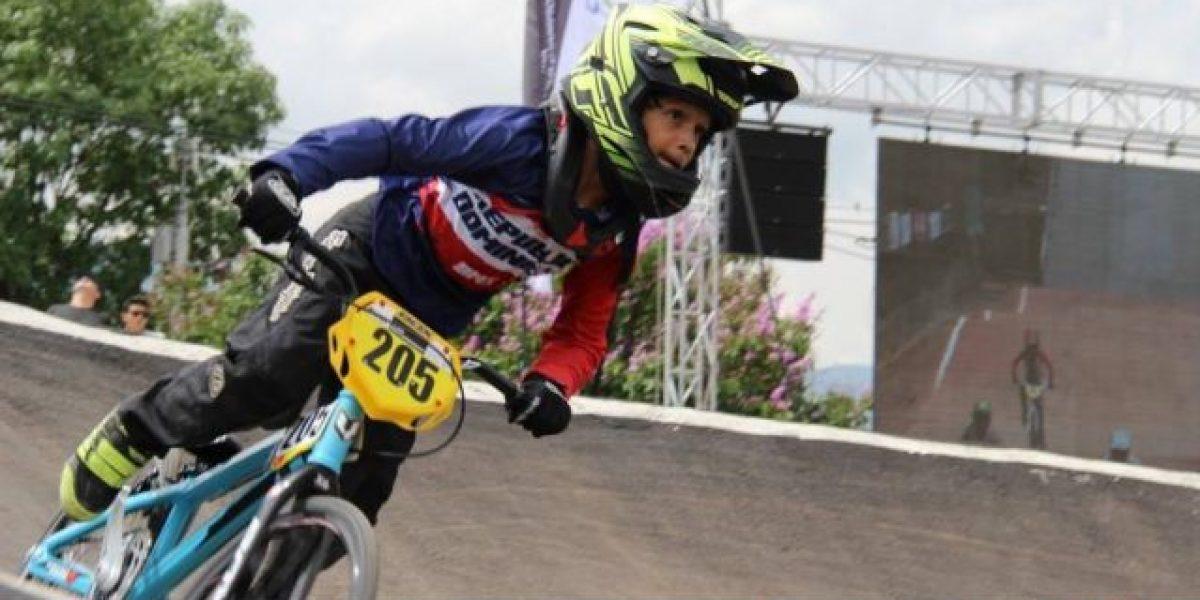 Dominicana destaca en el Mundial BMX