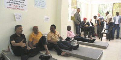 Huelga de hambre SDE repercute en las redes sociales