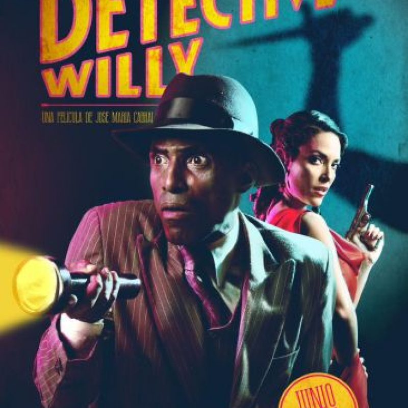 Detective Willy Foto: Fuente externa