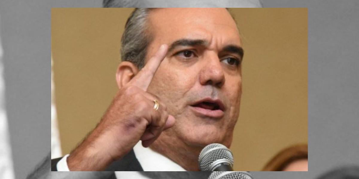 Luis Abinader destaca aporte de Imbert Barrera a libertad del país