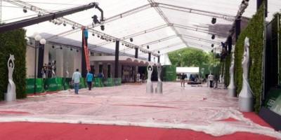 Todo listo para la XXXII entregas de los premios Soberano 2016