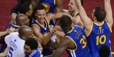 Warriors se convierten en el décimo equipo de la NBA que remonta un 3-1