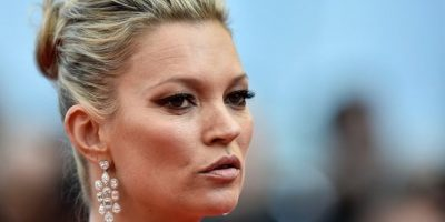 Kate Moss es captada con un joven 24 años menor