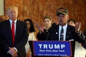 Donald Trump, alcanzó mil 238 delegados en su campaña para obtener la candidatura presidencial del Partido Republicano. Foto:Getty Images