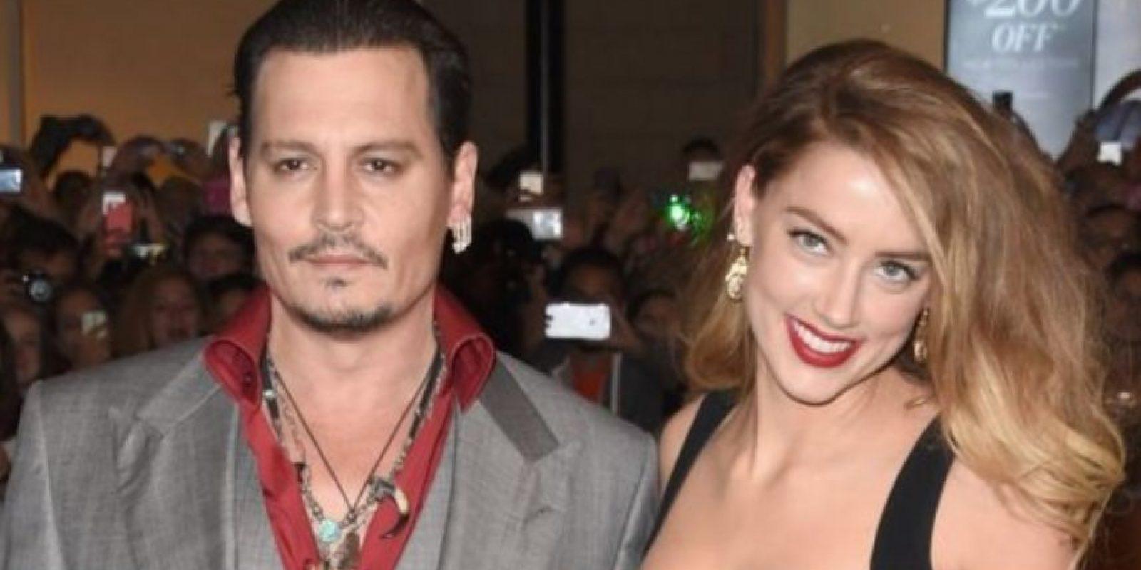 Así luce Amber Heard en su proceso de divorcio Foto:Grosby Group