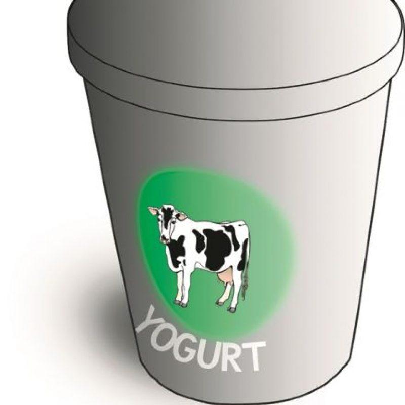5- El Yogur. Meter el yogur en el freezer cambia su textura, y seguro no lo querrás comer. El yogur, al igual que la crema agria, se corta, y no es recomendable consumirlo una vez congelado.