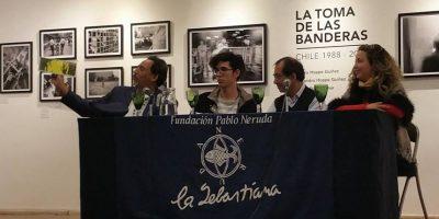 Escritor dominicano inicia gira en la Fundación Neruda de Chile