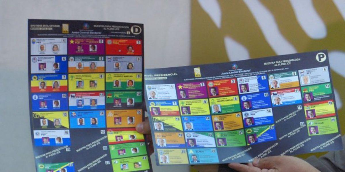 Cuatro candidatos piden anular comicios en el DN
