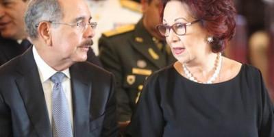 Presidente Medina se solidariza con la familia de Imbert Barrera