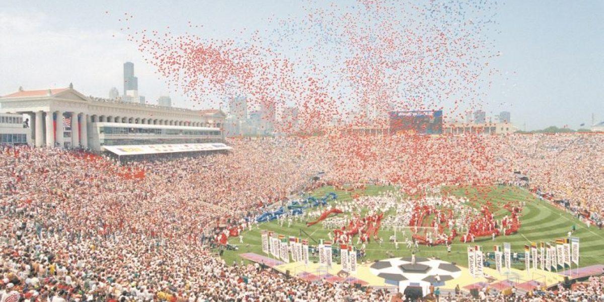 """Como en el '94: La efervescencia que genera la fiesta del """"soccer"""" que comienza este viernes"""