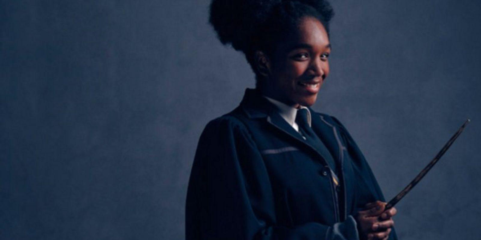 "Cherrelle Skeete es ""Rose Granger-Weasley"" Foto:Vía twitter.com/jk_rowling?"