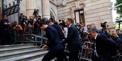 Piden 22 meses de prisión para Leo Messi y su padre por fraude de  4.1 millones €