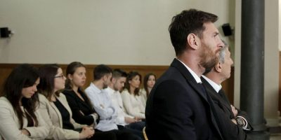 Lionel Messi: Así se defendió la