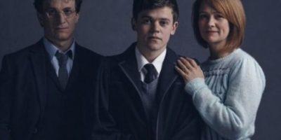 Así se ven Draco Malfoy y su hijo en