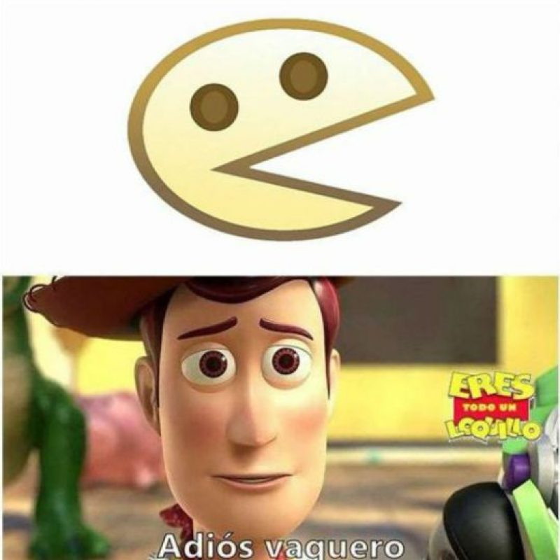 A lo Toy Story. Foto:Facebook