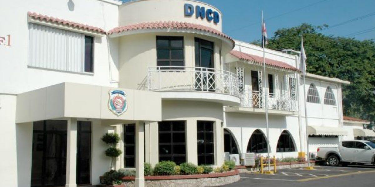 DNCD ocupa casi medio millón de dólares a narcotraficantes