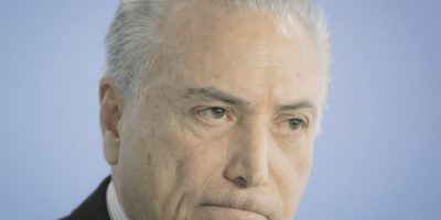 "Gobierno de Temer pretende adelantar sentencia de ""impeachment"" contra Dilma"