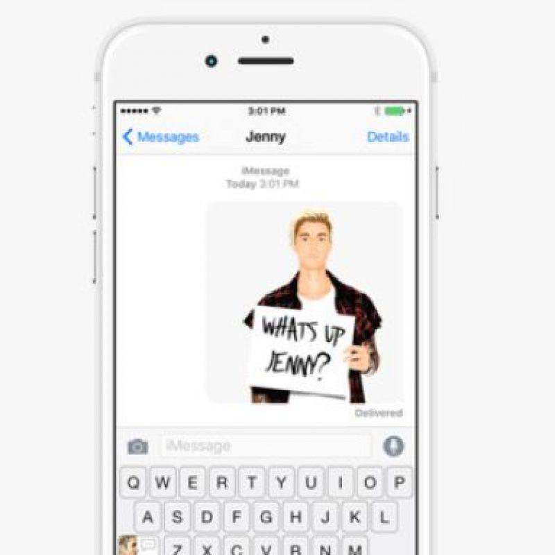 Están disponibles para iOS. Foto:App Store