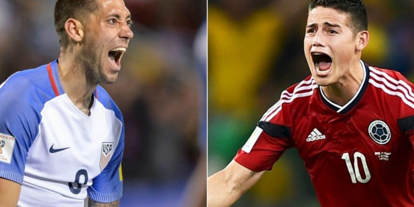 Estados Unidos vs. Colombia, partido inaugural de la Copa América Foto:Getty Images