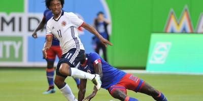 El local y la nueva Colombia inauguran la Copa América
