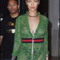 Vestido Gucci de tres mil 500 dólares Foto:Grosby Group