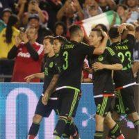 México tuvo un gran apronte en la previa de la Copa América Centenario y venció a Chile en partido amistoso Foto:AFP