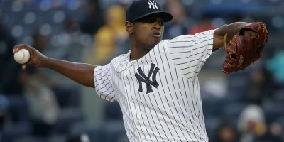 Yankees dejarían a Luis Severino en Triple-A por ahora