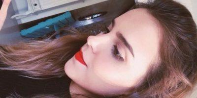 A los 16 años se incorporo a YouTube gracias a la participación en un concurso de maquillaje que consistía en grabar un vídeo en el cual enseñara su talento para maquillar Foto:Vía Youtube/Yuya